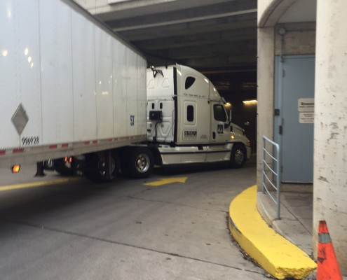 Stage Door Transportation - Concert Tour Trucking & Logistics
